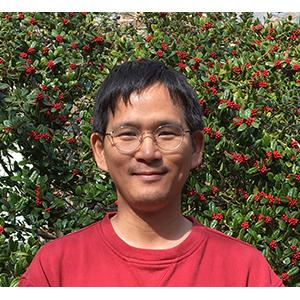 Junsu Kang headshot