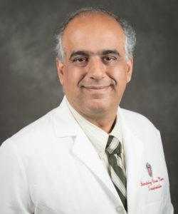 Dr. Peiman Hematti portrait