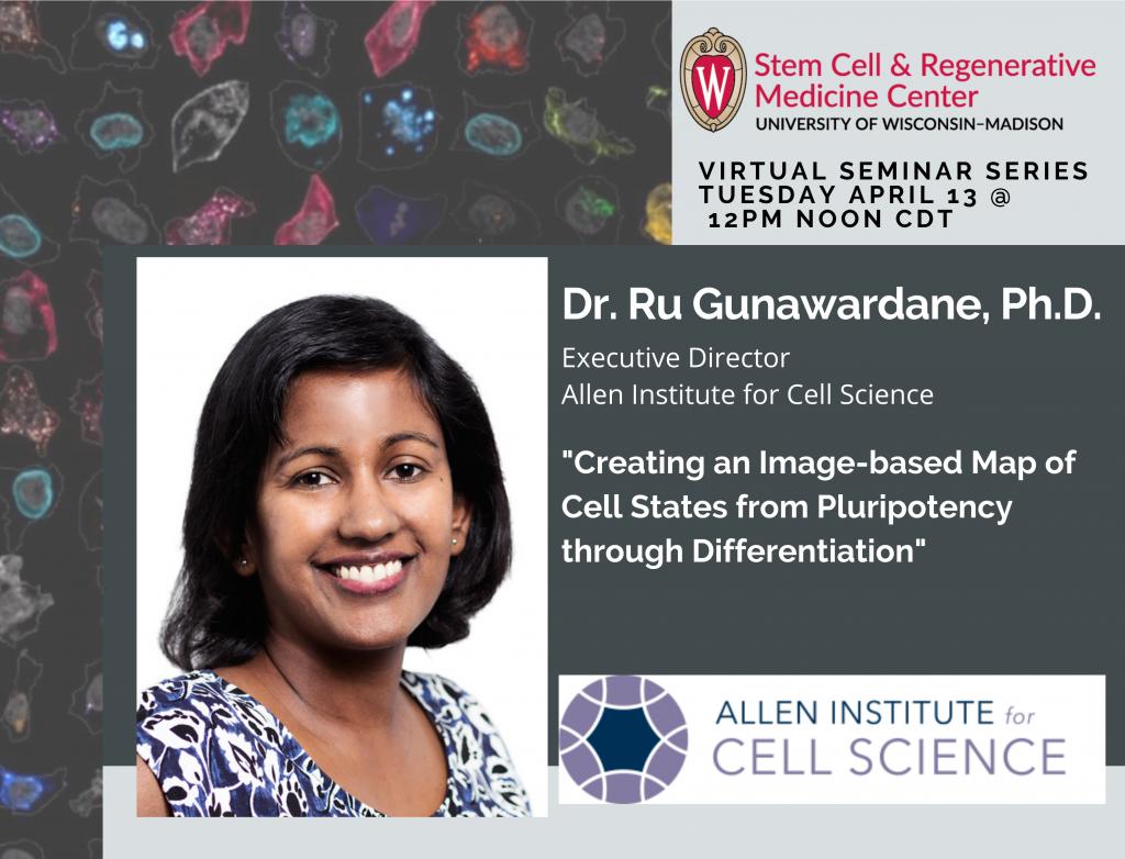 Dr. Ru Gunawardane 4-13 talk